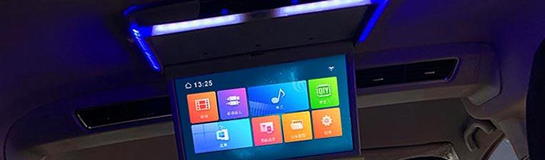 Потолочный монитор TECTOS AN-1708GR FullHD Android